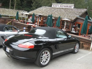Boxster Brunch @ Alice's Restaurant | Woodside | California | United States